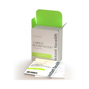 3 minute instant facelift classic single use sachets