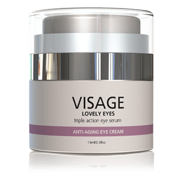 Visage Lovely Eyes - Triple Action Eye Serum